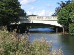 The A25 bridge